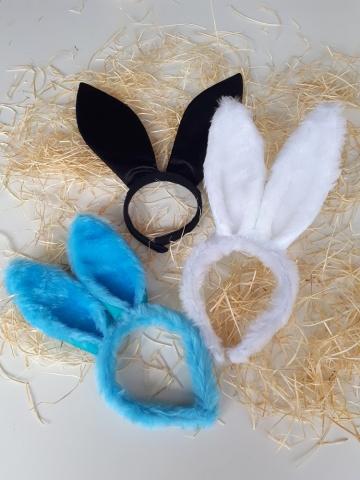 orelhas de coelho pelucia