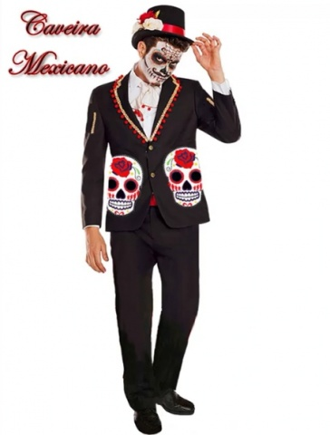 Caveira Mexicano