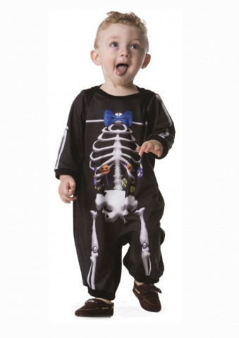 Esqueleto Bebe