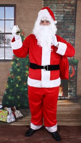 Papai Noel Veludo