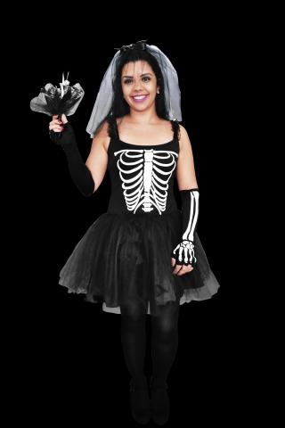 Noiva Halloween