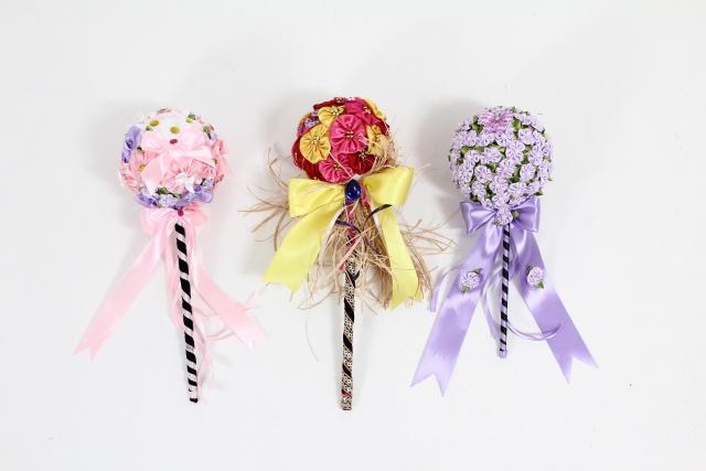 bouquet de noiva caipira
