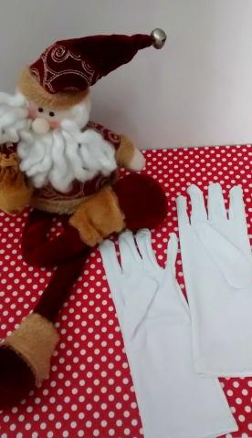 Luva Papai Noel