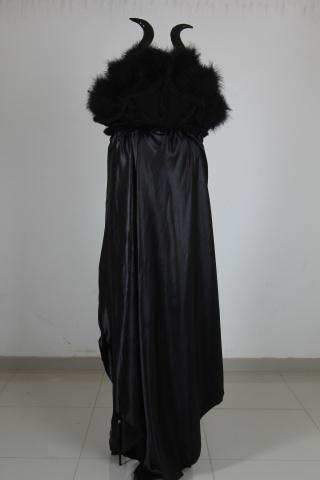 Capa Luxo com plumas