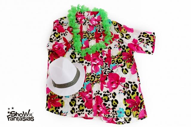 Camisa Havaiana