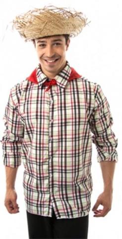 Camisa Xadrez Adulto