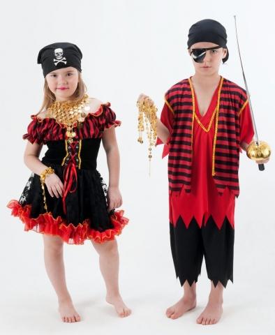 Casal Infantil Pirata